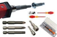 Screw drivers & bits